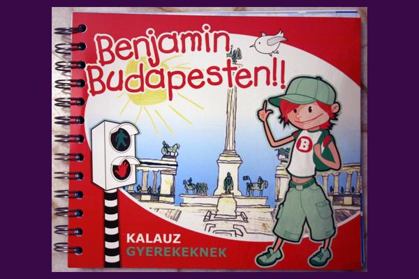 Benjámin Budapesten!! (gé)
