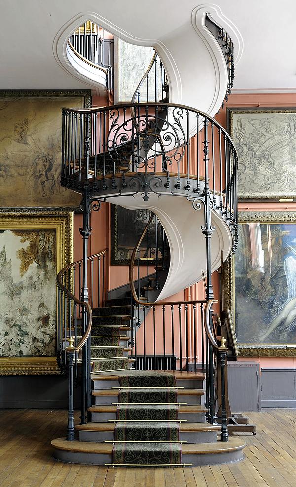 Gustave Moreau Nemzeti Múzeum (mediaetudiant.fr)
