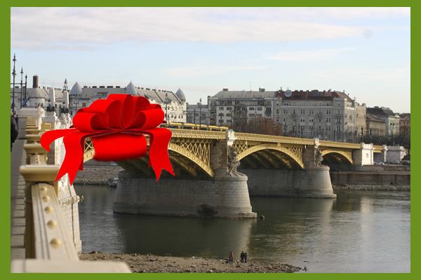 az új Margit híd (gé)