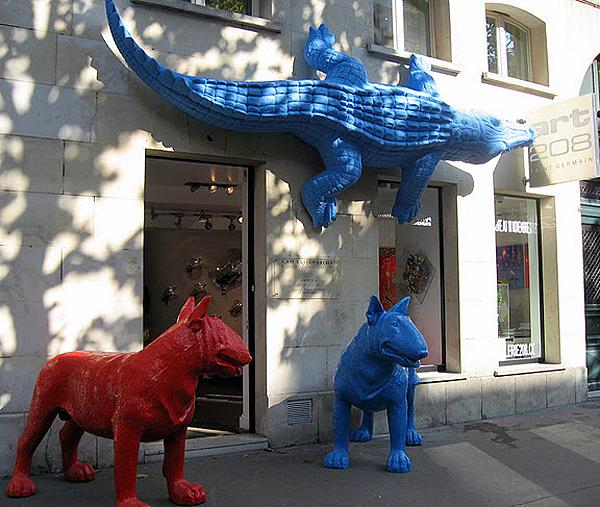galéria Párizsban (picasaweb - Ruth)