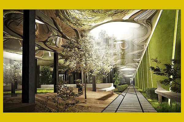 New York-i földalatti park terve (trendland.net)