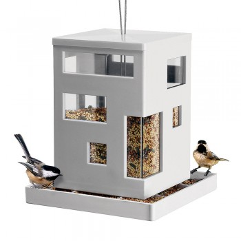 modern madáretető