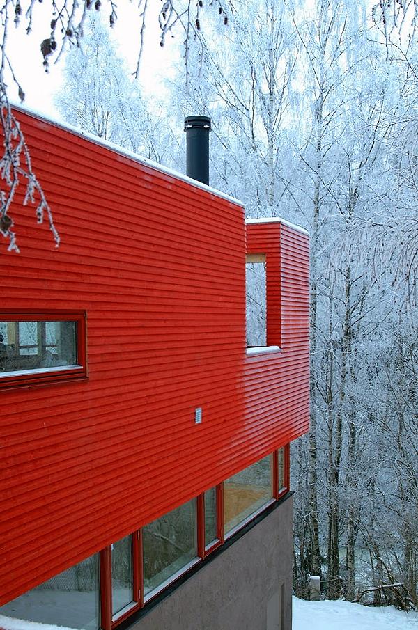 Piros Ház (homedsgn.com)