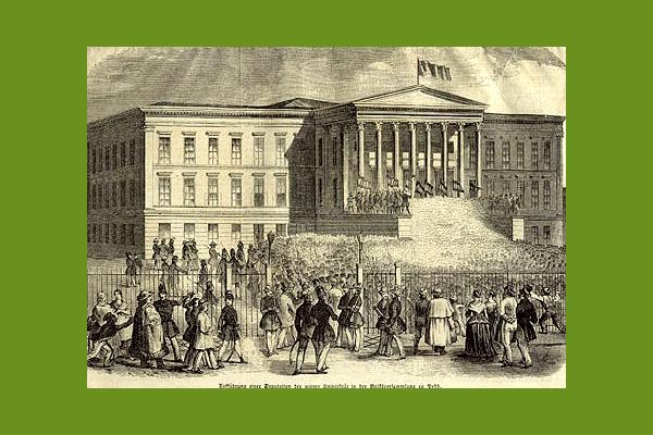 1848. Nemzeti Múzeum