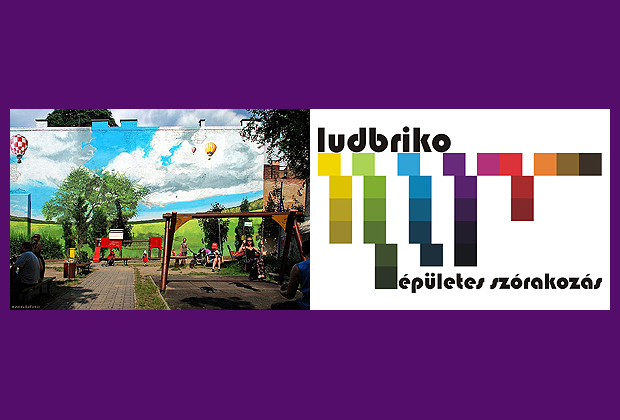 programajánló, április 14-15.-én a Király utcai játszótéren sok nagyszerű gyerekprogrammal együtt a Ludbriko is várja a gyerekeket