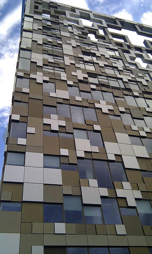 a Tetris becenevű Kocka (raysartcult.blogspot.com)
