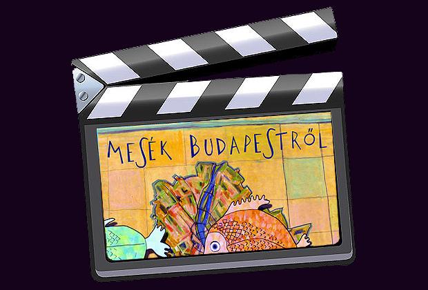 Mesék Budapestről animációs filmsorozat