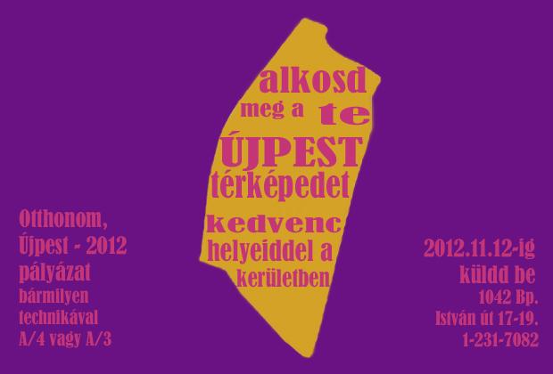 otthonom újpest 2012 - pályázat (gé)