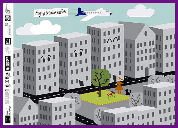 városszépítés