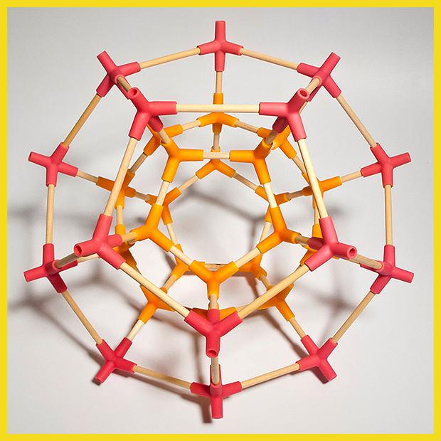 matematika és kémia órán is használható a Flexure építőjáték
