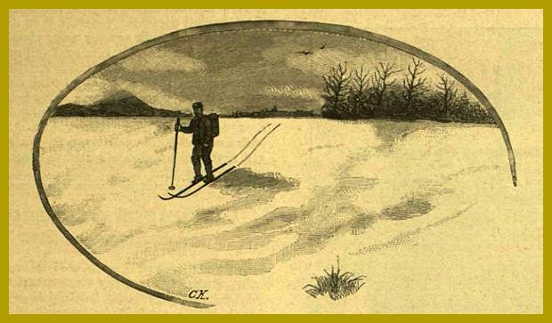 különös eszköz Norvégiából - a síelés Magyarorszgon 1893.