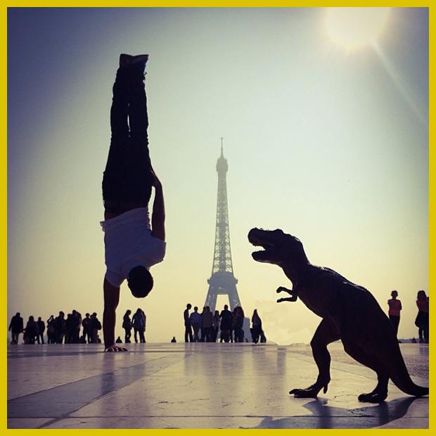 Trocadéro tér és az Eiffel-torony, Párizs különleges idegenvezetőkkel