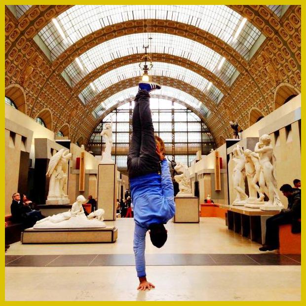 Musée d'Orsay, Párizs - múzeum az Orsay rakparton, egy korábban lebontásra ítélt vasúti pályaudvar (Gare d'Orsay) épületében