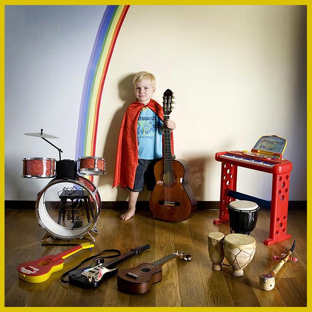 ha nagy leszek, zenész leszek - Boulder, Colorado, Amerika