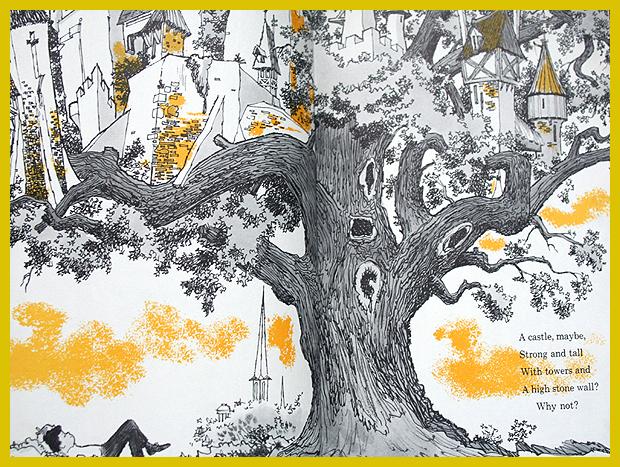 az álomkuckó a fa tetején avagy várkastély a fán - mesekönyv - 1962.