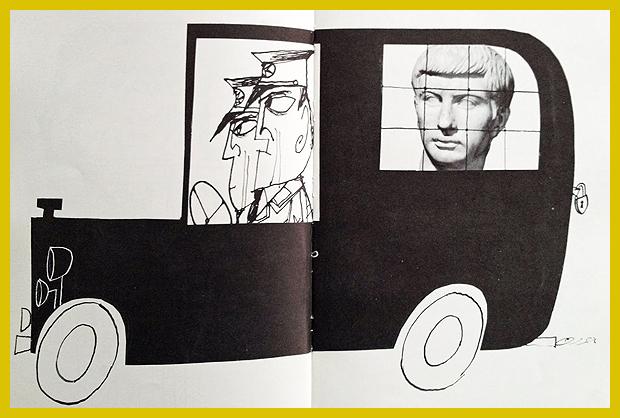 Brutus a gyilkosság után - játék a szobrászat klasszikus alkotásaival - ifjúsági könyv