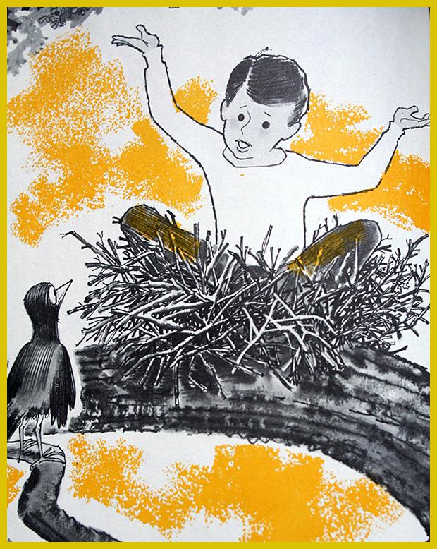 Harry Devlin illusztrációi -  a nemzetközi gyermekkönyvnap alkalmából