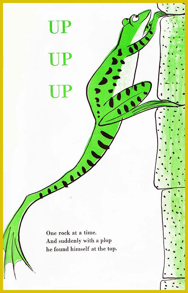 egy béka, aki sosem látott még tavaszi tájat - gyerekkönyv 1958.