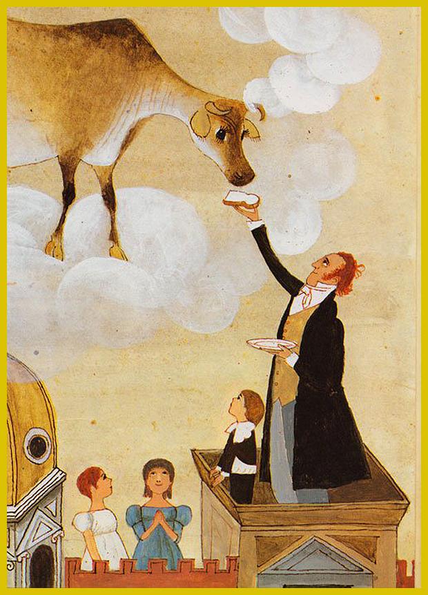 a fantázia birodalma - William Blake költészetéről gyerekeknek