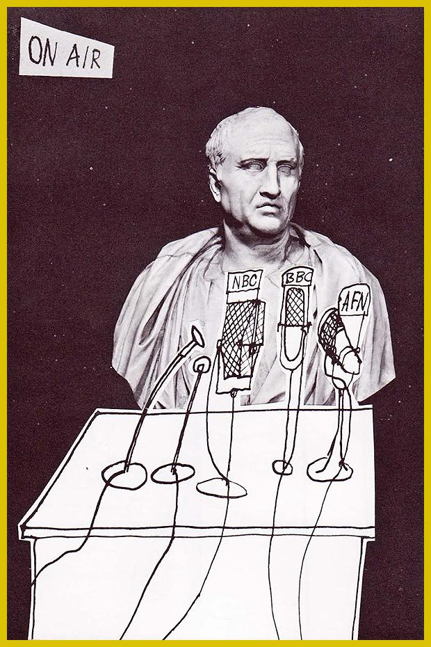 Ciceró mellszobra -  Róma,  Capitolium Múzeum -  ifjúsági könyv
