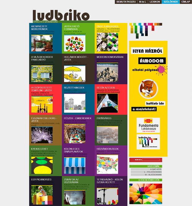 együttműködések - Fundamenta Lakáskassza és a ludbriko.hu