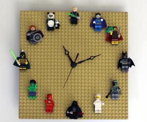 Készíts igazi órát Legóból