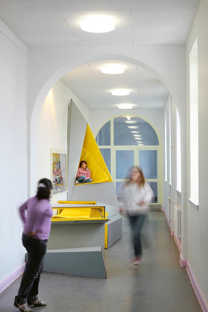 iskola a gyerekek álmai alapján - Berlin