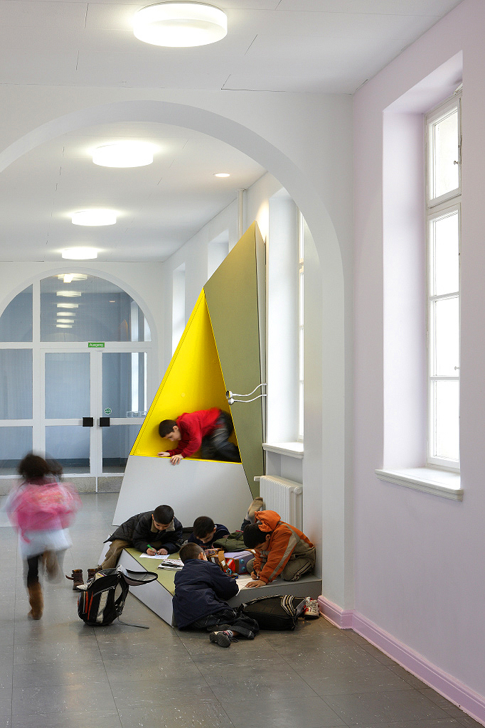 kreatív iskola - Németország - Berlin