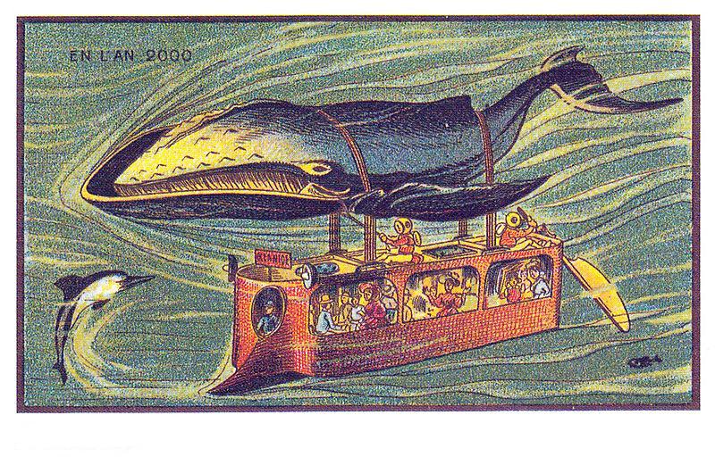 bálna-busz - Franciaország a XXI. században