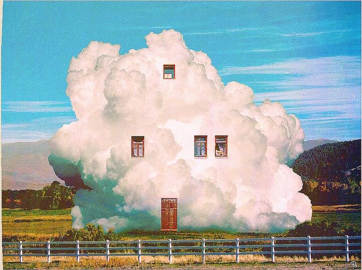 felhőház