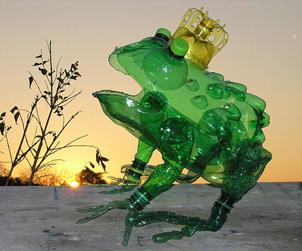 Mesés PET-palackok