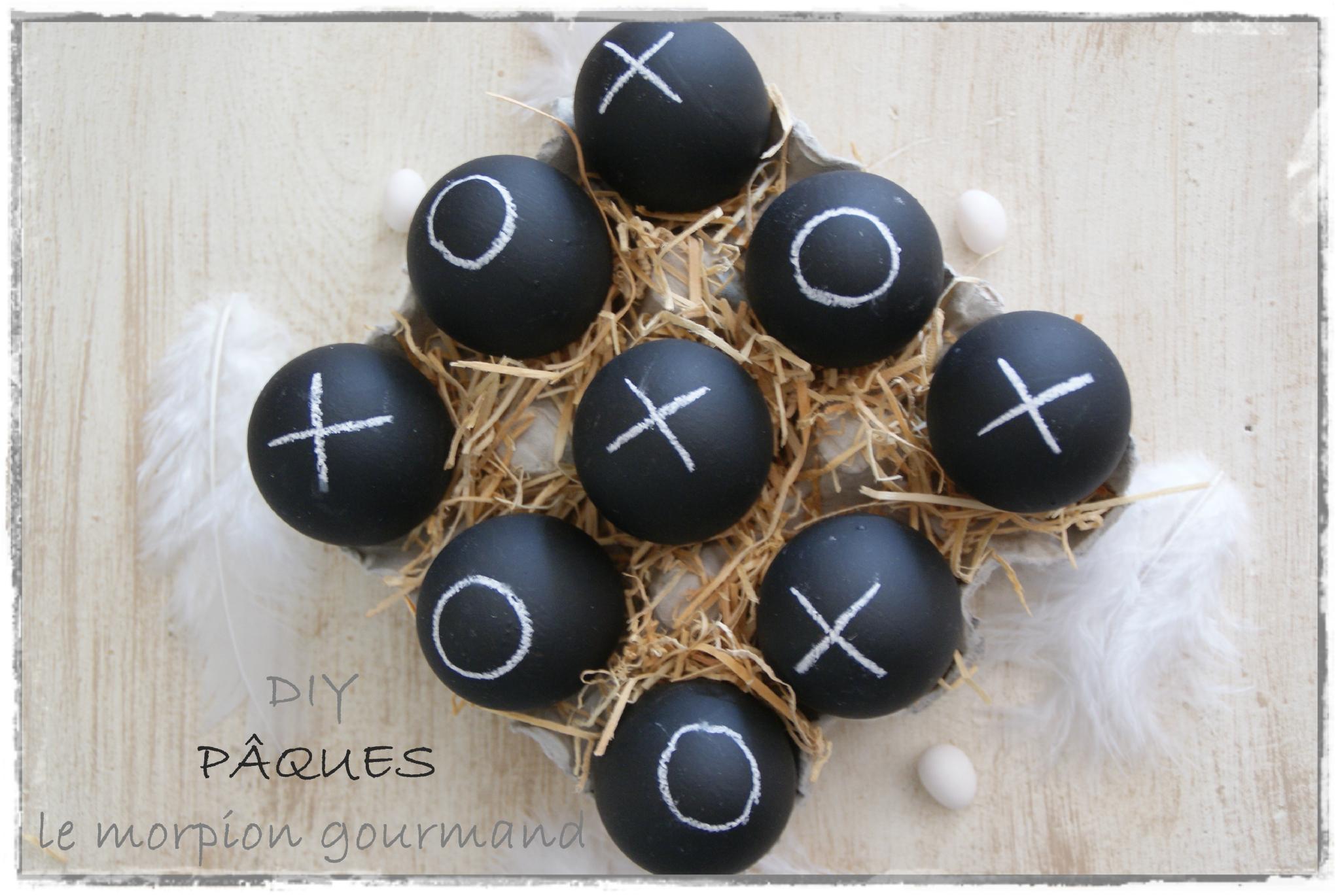 amőba - különleges húsvéti tojás