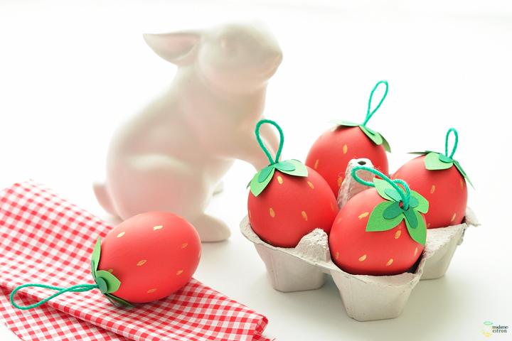 földieper - különleges húsvéti tojások