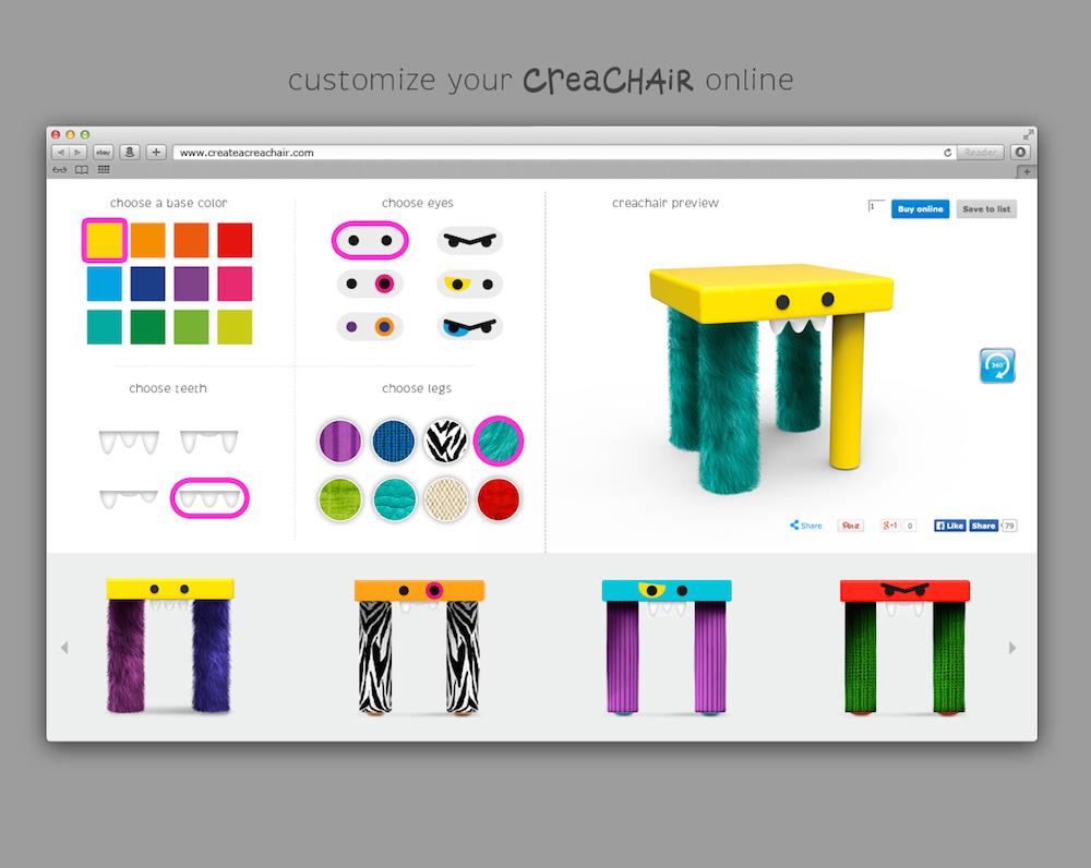 fantáziádra bízva - kreatív gyerekbútor