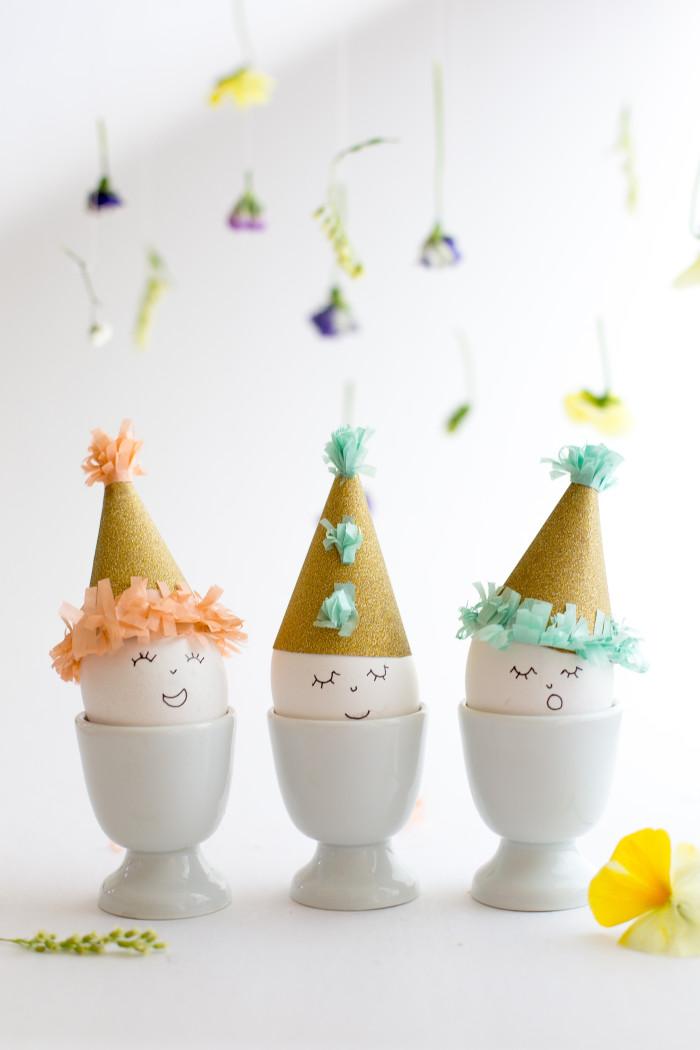 húsvéti parti - ötletek húsvétra