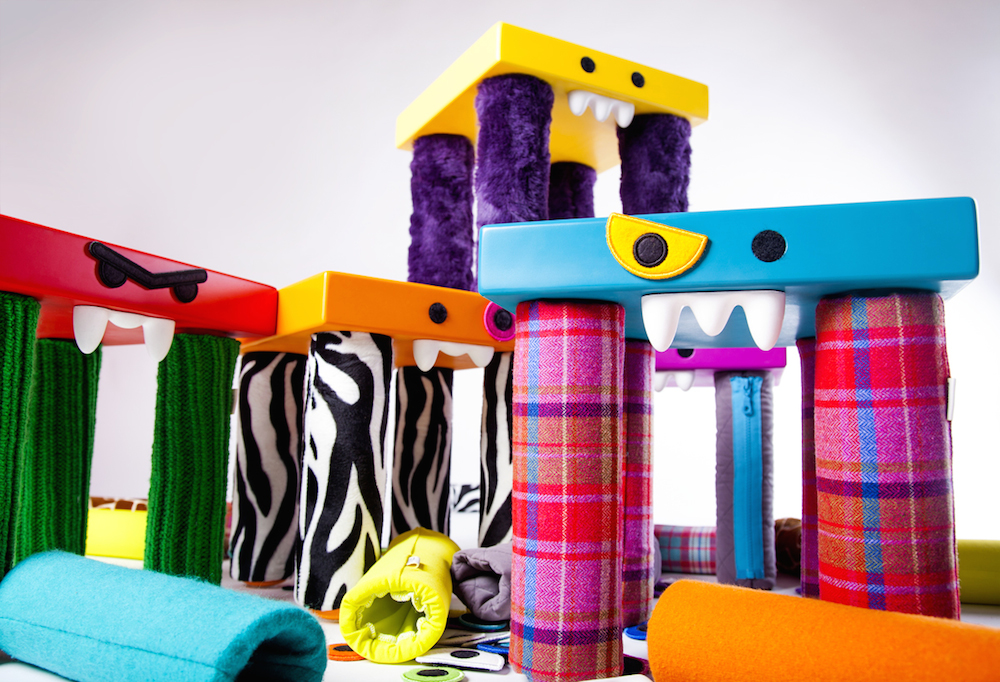 interaktív ötlet - gyerekbútor