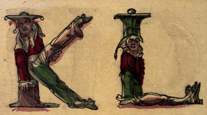 mókás ABC 1850
