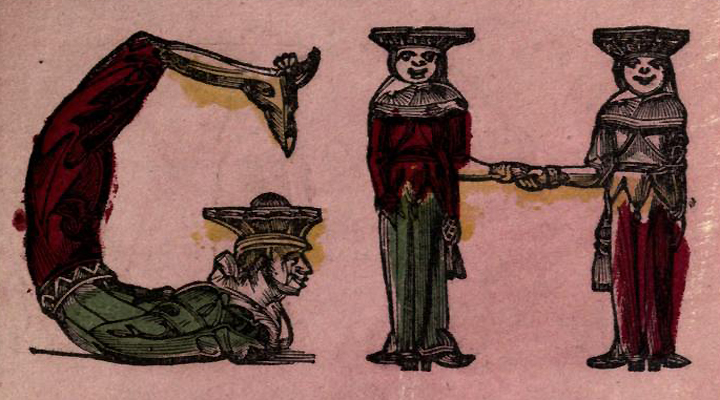 tipográfia gyerekeknek - 1850