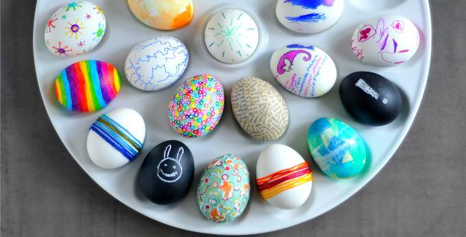 vegyes - húsvéti ötletek