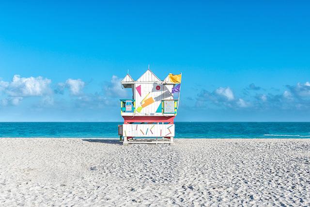 Miami Beach - online memóriajáték
