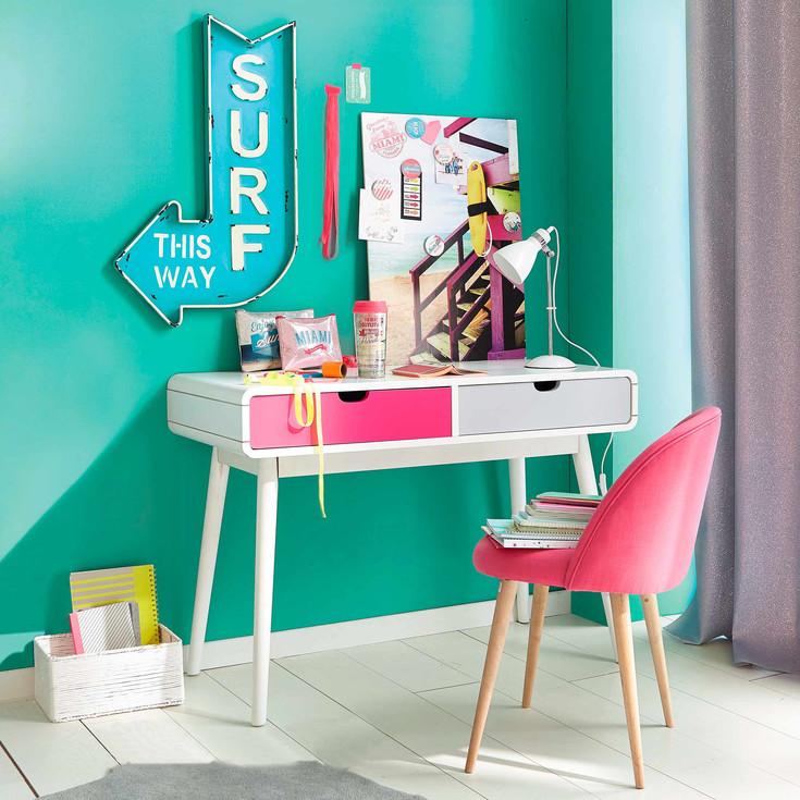 Miami - színes ötletek - tiniszoba