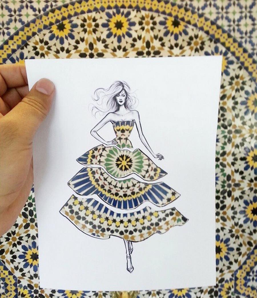 divatrajzok -  Shamekh Bluwi