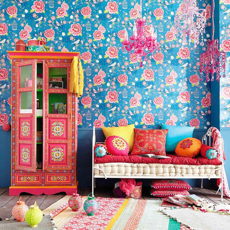 mesés kelet - gyerekszoba álomszoba