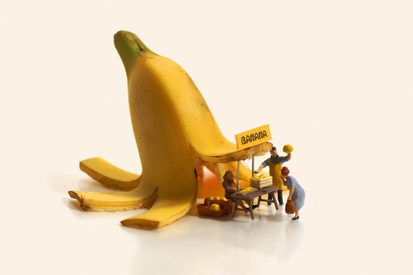 banánárus - mini világ
