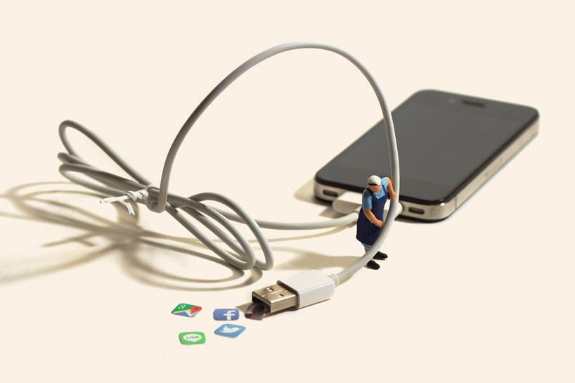nagytakarítás a világhálón - dioráma