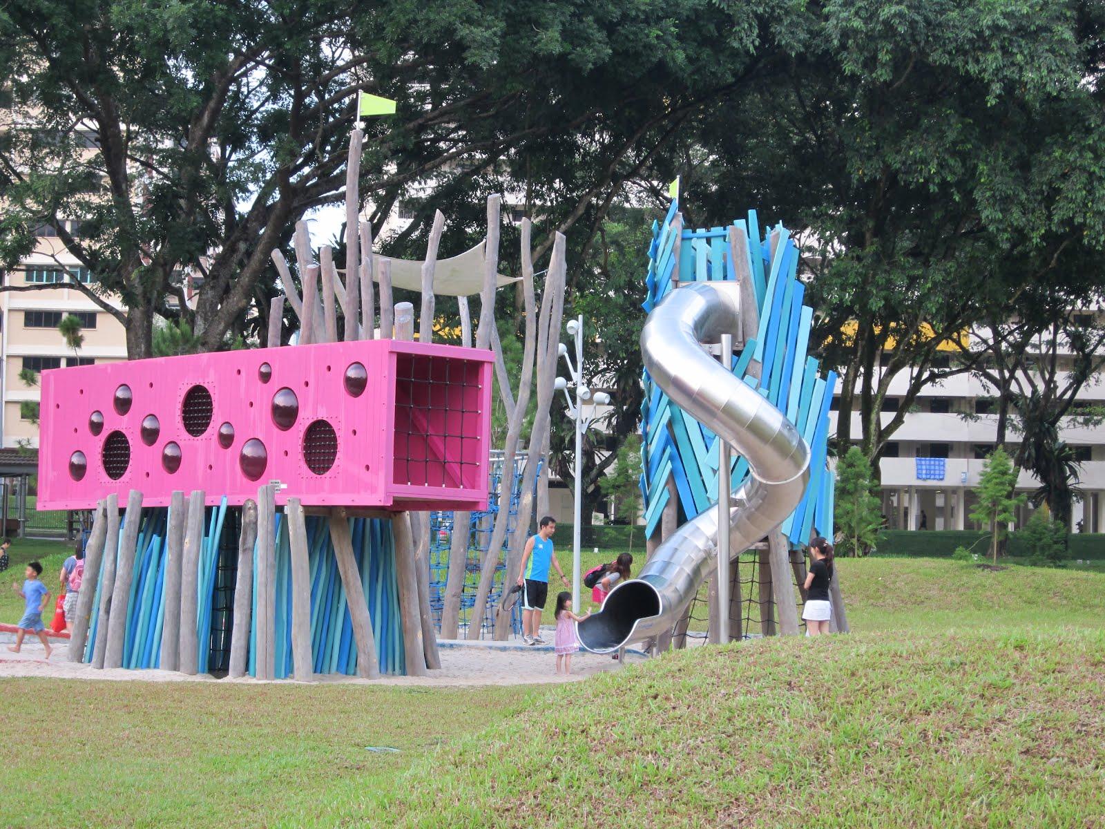 Bishan-Ang Mo Kio Park - Szingapúr