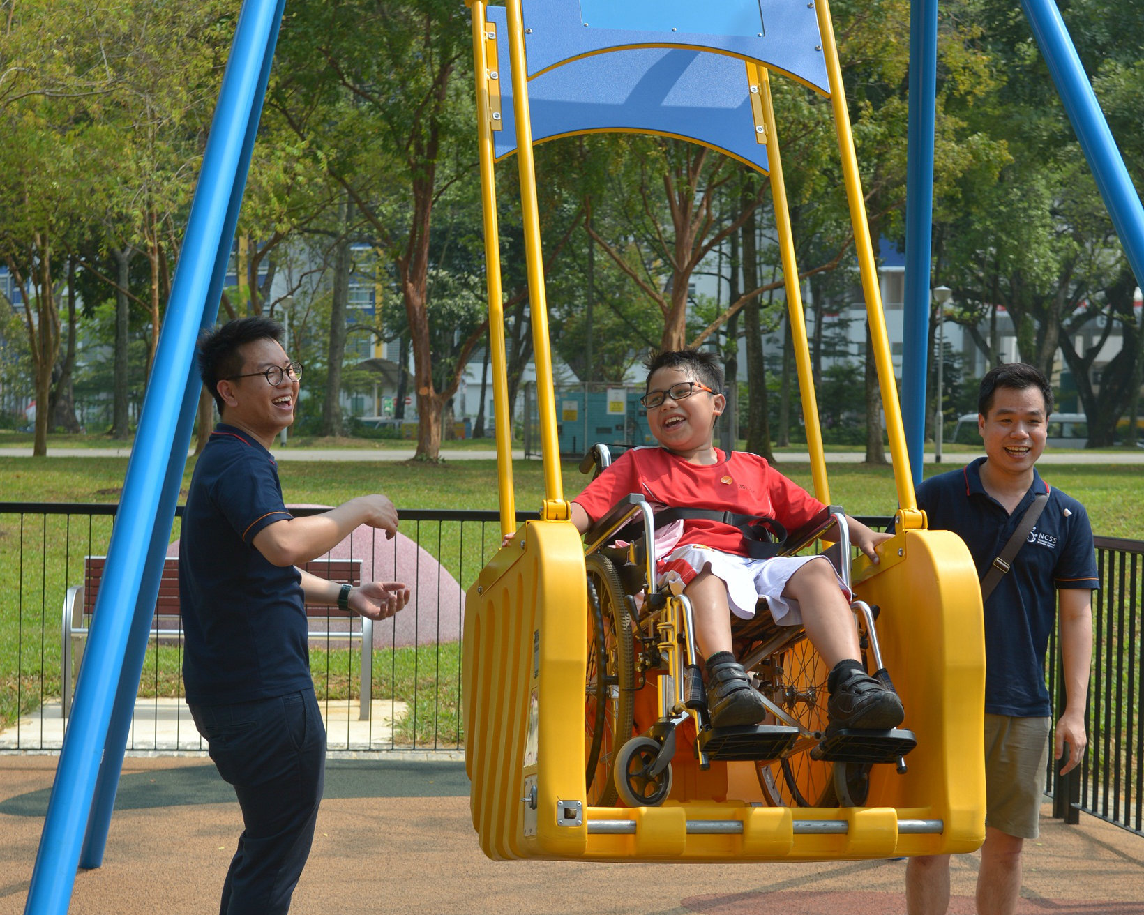 Bishan-Ang Mo Kio Park, Szingapúr