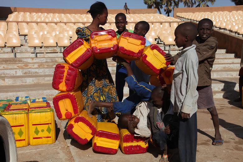 játszótér - Niamey  - Niger