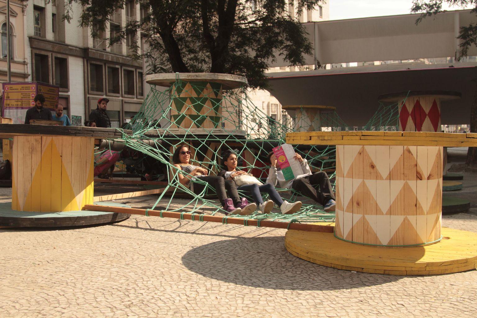 különleges játszótér - Sao Paulo - Brazília