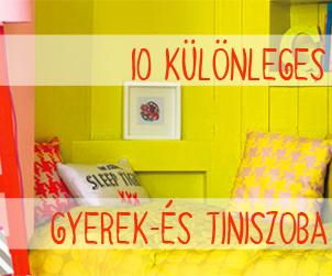 10 érdekes álomszoba